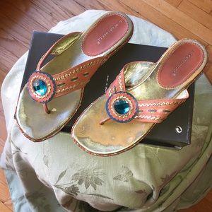 A. Marinelli sandals